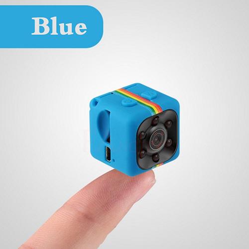 Sq11 мини камера 1080P HD датчик ночного видения Видеокамера движения DVR микро камера Спорт DV видео маленькая камера cam SQ 11(Китай)