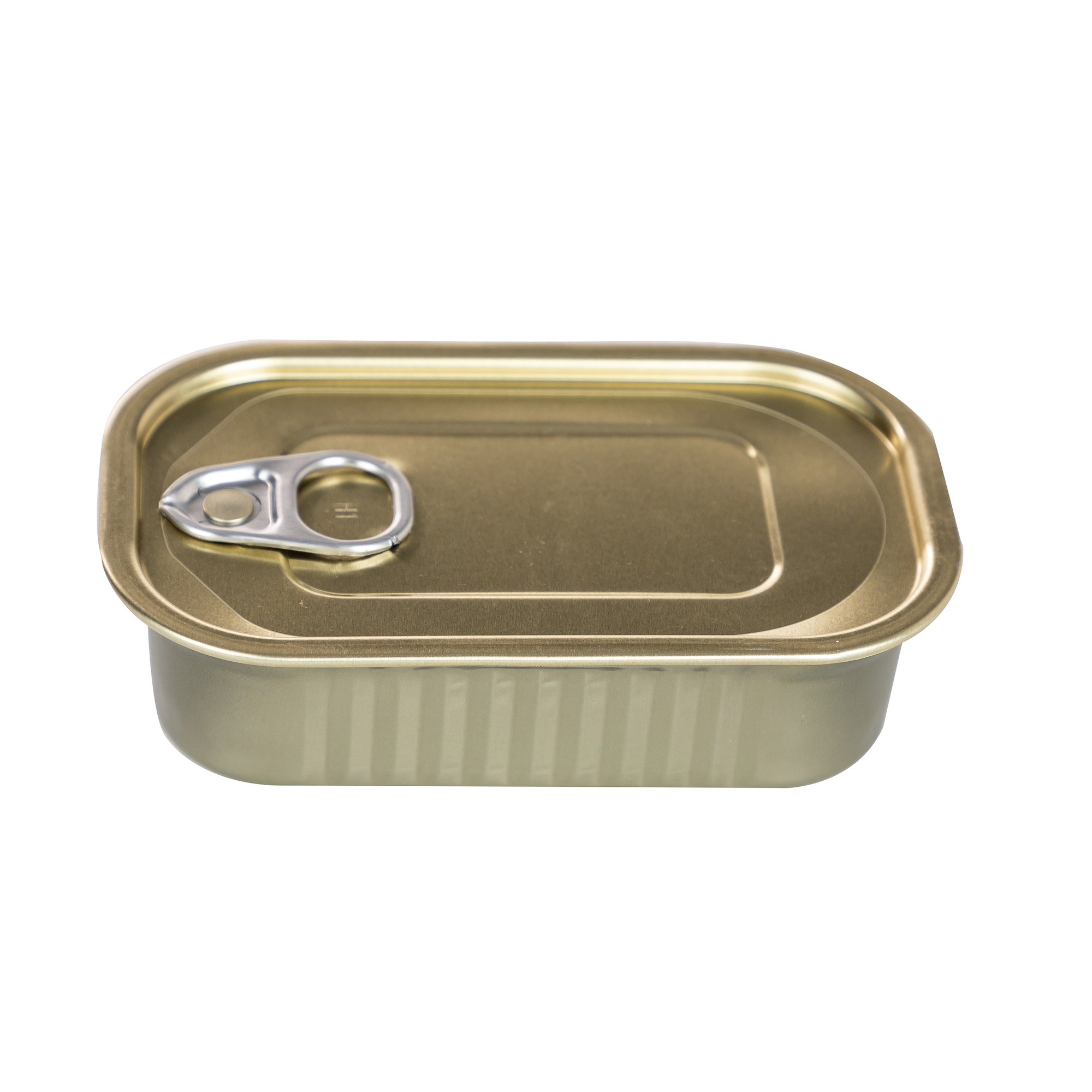 311# standard food grade Empty Can for sardines tuna fish can food packaging