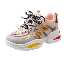 Женские кроссовки с перекрестной шнуровкой MBR FORCE, модные кроссовки на платформе, подходящие под цвет, новинка 2020(Китай)