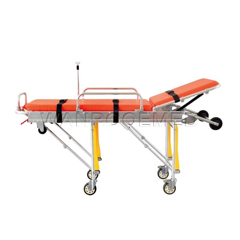 EA-3A медицинская Складная регулируемая скорая помощь пациента переводная доска НОСИЛКИ ТЕЛЕЖКА