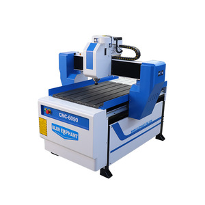 Factory DIY CNC 6090 Mini Metal CNC Milling Machine for Advertising and Home