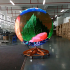 Most hot product! Ball shape HD Video spherical led display for bar/ hotel/ shopping mall