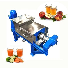 Schroef Druk Fruit Juicer/Groente Knoflook Gember/<span class=keywords><strong>Voedsel</strong></span> Ontwatering Machine