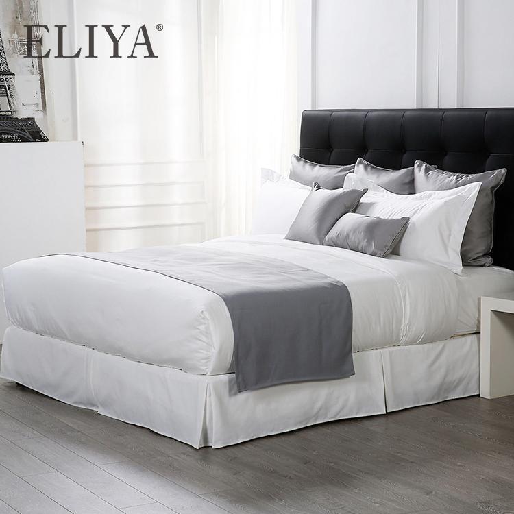 כותנה באיכות גבוהה מלון כיסויי מיטה מרופדים ropa de cama para hoteles