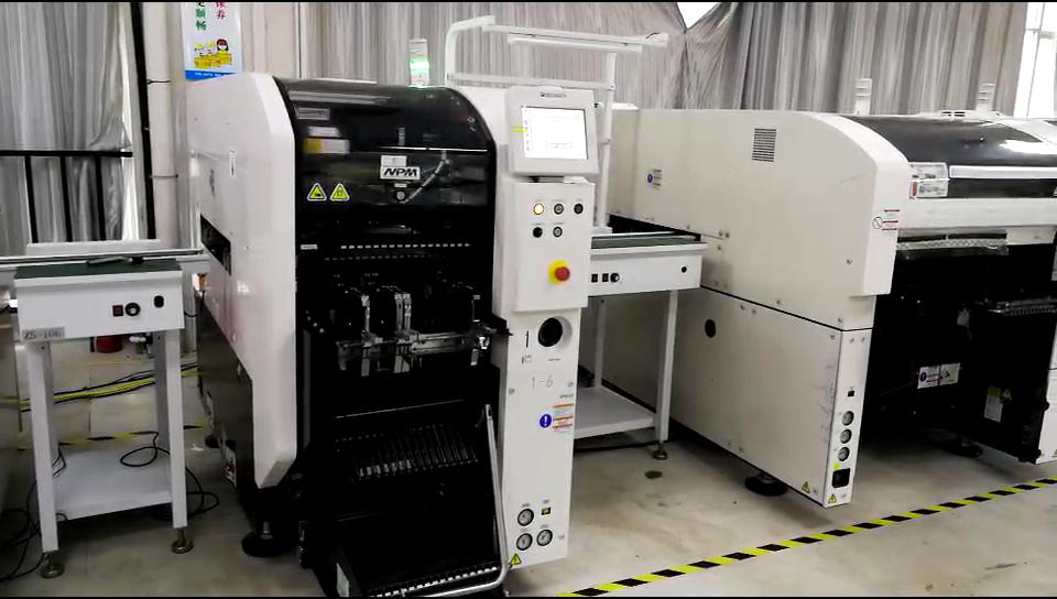 Alta compatibilità modulare CM602 pick e posto macchina con 3D sensore migliora la produttività reale