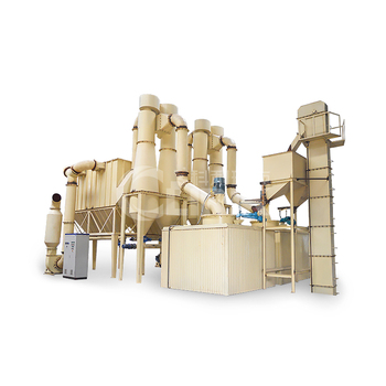HGM90 Ultra Fine Powder Grinding Mill