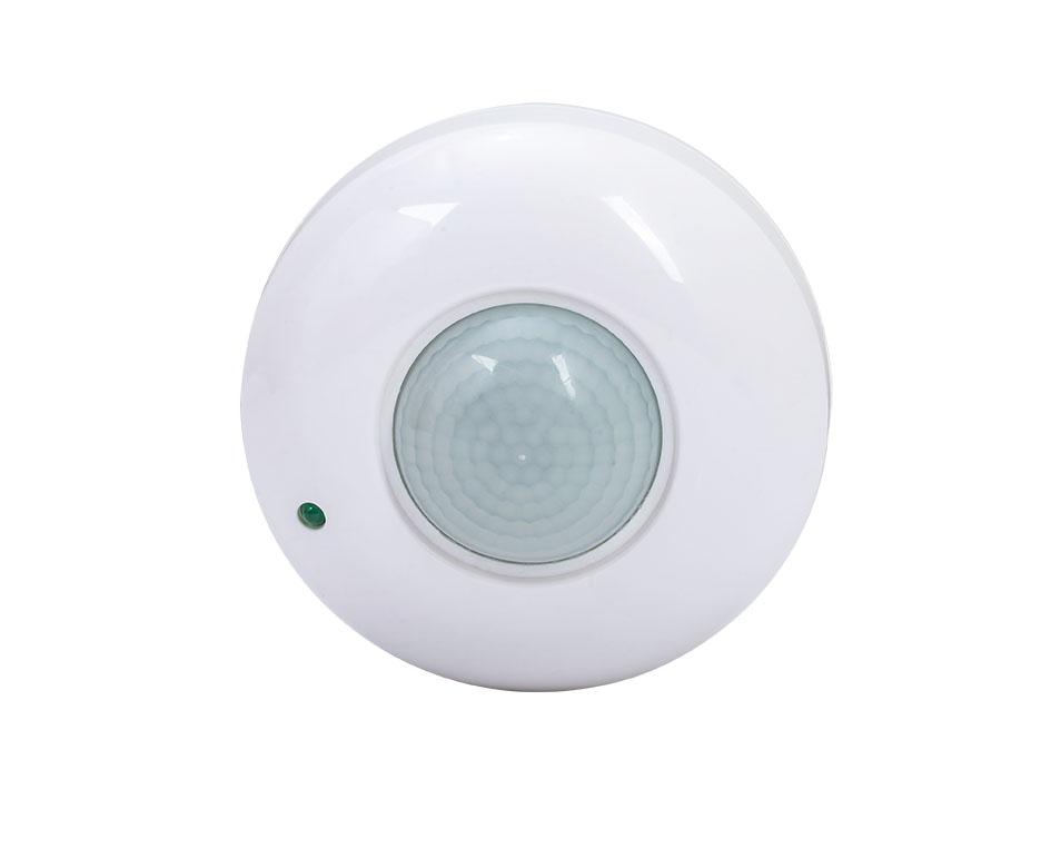 표면 마운트 PIR 천장 점유 모션 센서 감지기 라이트 스위치 360 학위 각도 움직임 센서