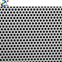 0.5mm Customized high quality perforated stainless steel sieve metal net