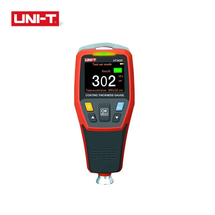 Head UNI-T Factory Directly UNI-T UT343D Coating <strong>Thickness</strong> Gauges Meter