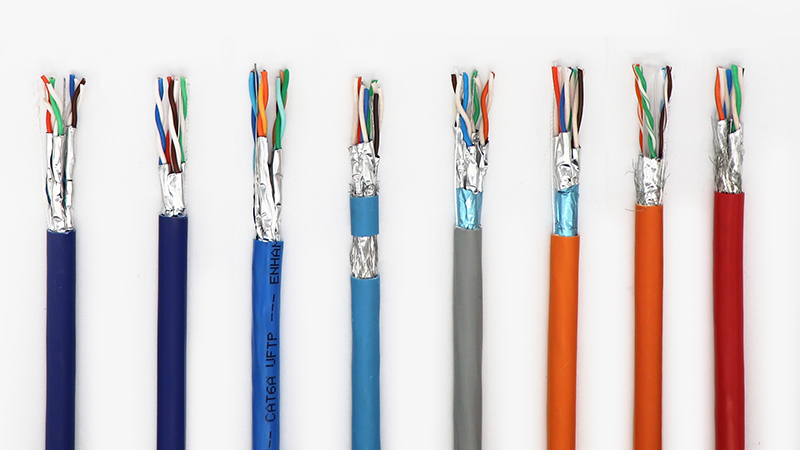 d-link lan cable cat6 multipair utp 4pr 23awg ethernet cable 1000feet