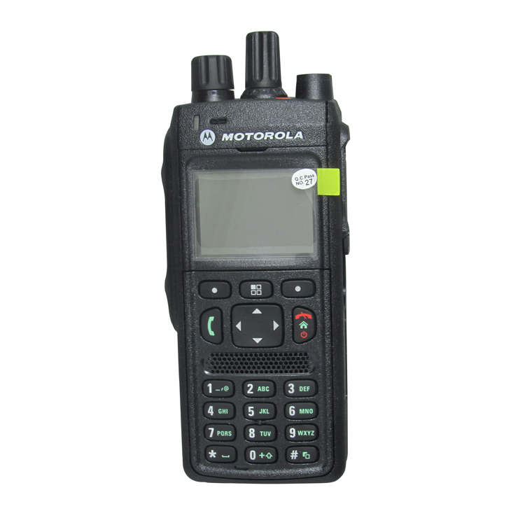 Portable Motorola Tetra GPS Walkie Talkie MTP3550 800mhz 350-470mhz with keypad/ display/ PTT