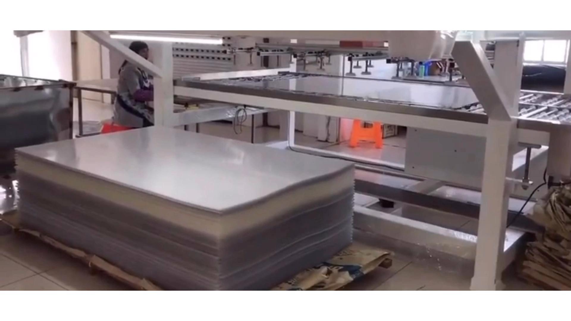 Шанхай оптовая торговля низкая цена 0,5-6 мм прозрачный цвет бедра пластик ударопрочный PS полистирол лист