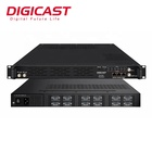 DMB-9580 MPEG-2 Multi-Channels CVBS SD Encoding & Modulator CATV For DVB Broadcasting System