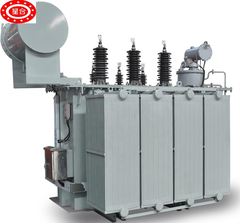 Double Winding Three Phase 35kv 20mva Transformer - Buy