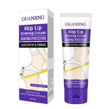 Best selling produto Guanjing 80g hip lift <span class=keywords><strong>creme</strong></span> de massagem forma curva hip apertado hip up endurecimento <span class=keywords><strong>creme</strong></span>