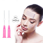 Korea non-surgical micro-equipment beauty pdo products suture barbed pdo thread needle face lift for skin rejuvenation