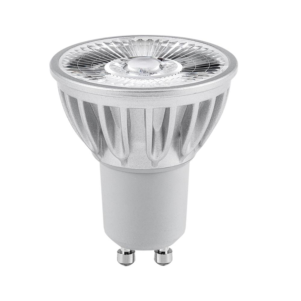 CE Rohs goedgekeurd 500lm high power gu10 gu5.3 E27 mr16 led PAR16 spot light CRI> 80 3000K dimbare LED 8W 6W GU10