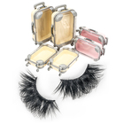 Hand Made 8d 100% Hand Made Soft Mink Wholesale Lashes Eyelash Vendors Bulk