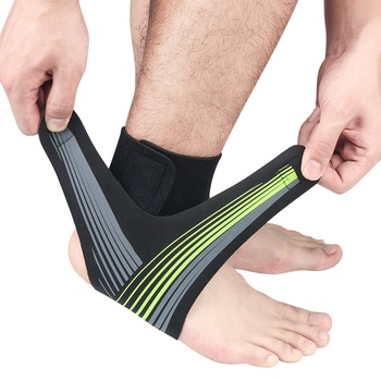 Neoprene Ankle Support for Running Breathable Ankle Brace&Adjustable Ankle Brace Compression Support Sleeve