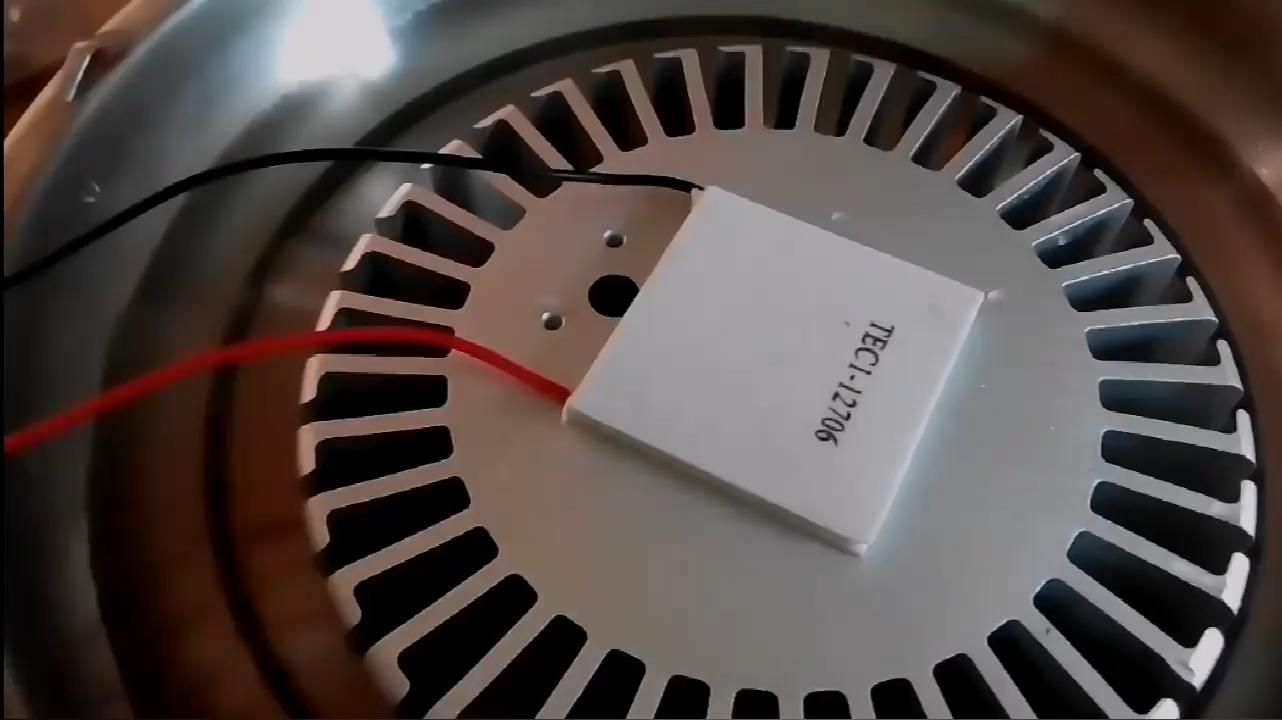 TEC1-12706 12V 60W soğutucu termoelektrik soğutucu soğutma Peltier plaka modülü