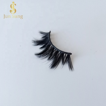 Create Your Own Brand 100% Cruelty Free Faux Mink 3d Synthetic Eyelashes