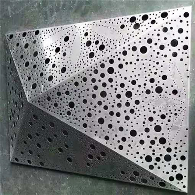 High Quality Exterior Aluminum Wall Plate for Building Decoration