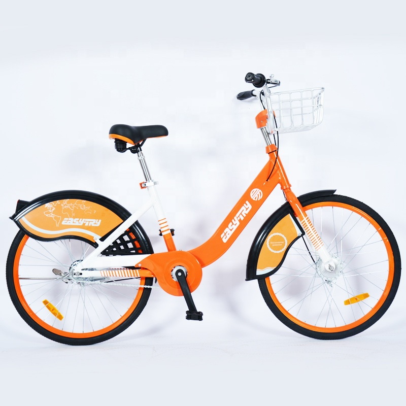 24 aluminum anti-theft bluetooth lock public rental bike sharing <strong>bicycle</strong>