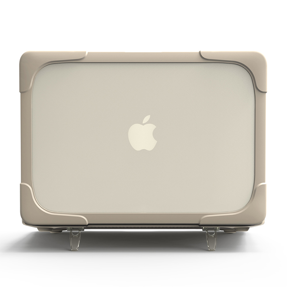 Shock proof case for Macbook Pro, stand case for Macbook, hard case for Macbook air