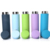 Coffee Thermos Flask, 450ml Rubber Paint thermos Water Bottle, Double Wall Insulated Vacuum Flask