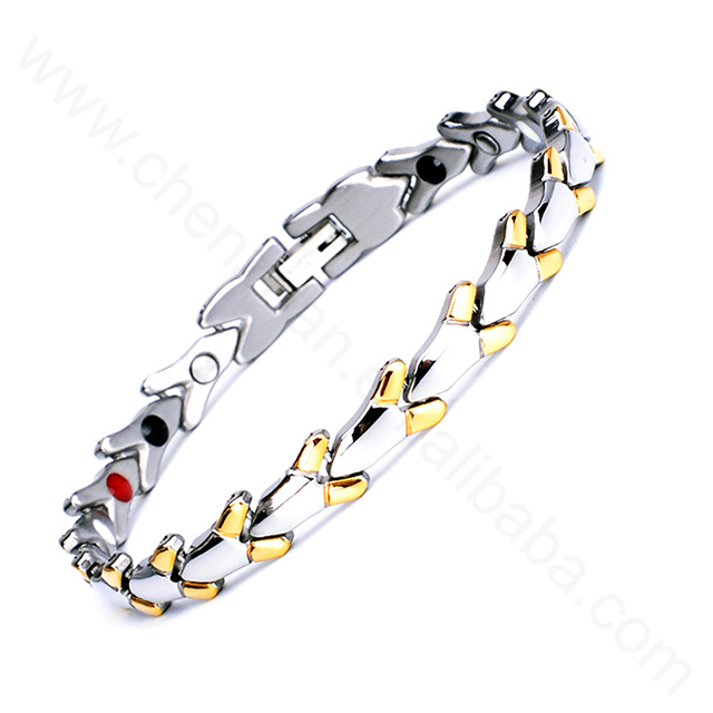 2020 New Bio power energetic bracelet,titanium magnetic bracelet jewelry.jpg