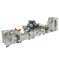 Automatic Roll to Roll Screen Printing Machine