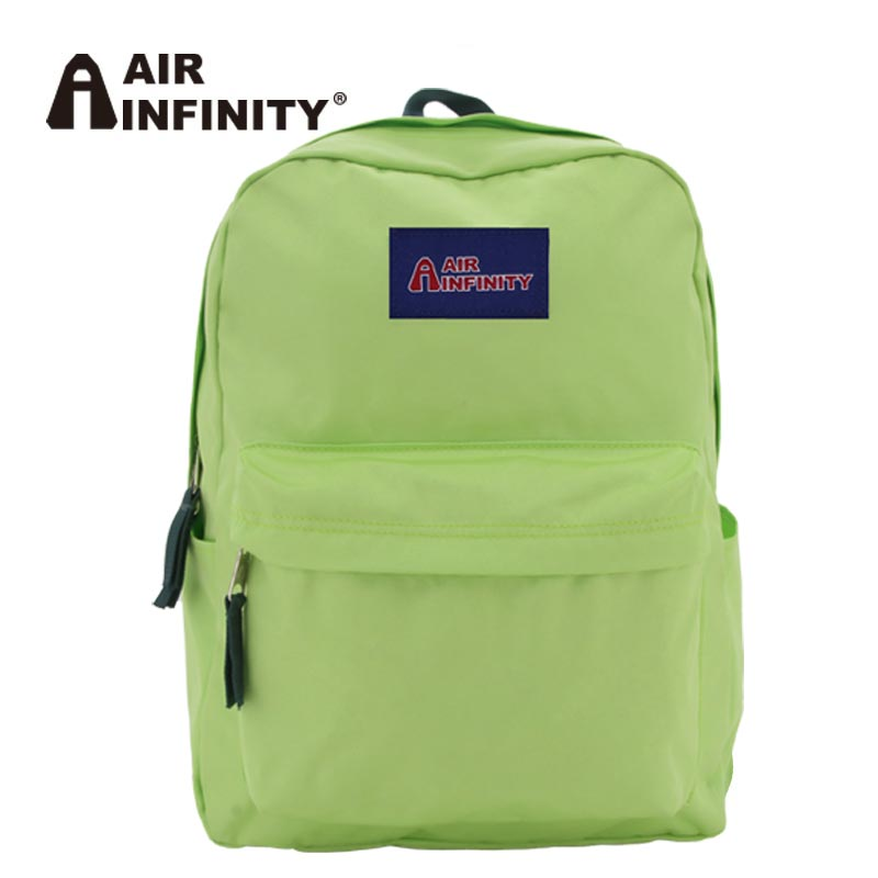 2020 September Promotional Air Infinity Polyester Large Capacity School Backpack Bag Unisex