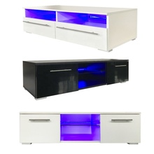 Luce LED blu PORTA <span class=keywords><strong>TV</strong></span> e <span class=keywords><strong>TV</strong></span> cabinet
