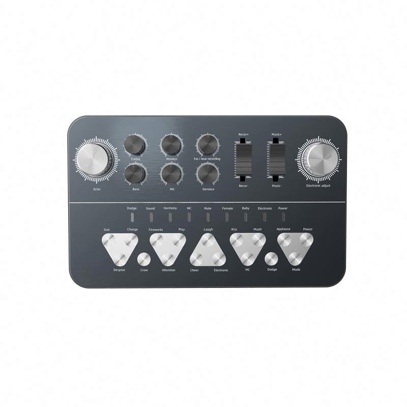 Android recording studio audio interface sound card