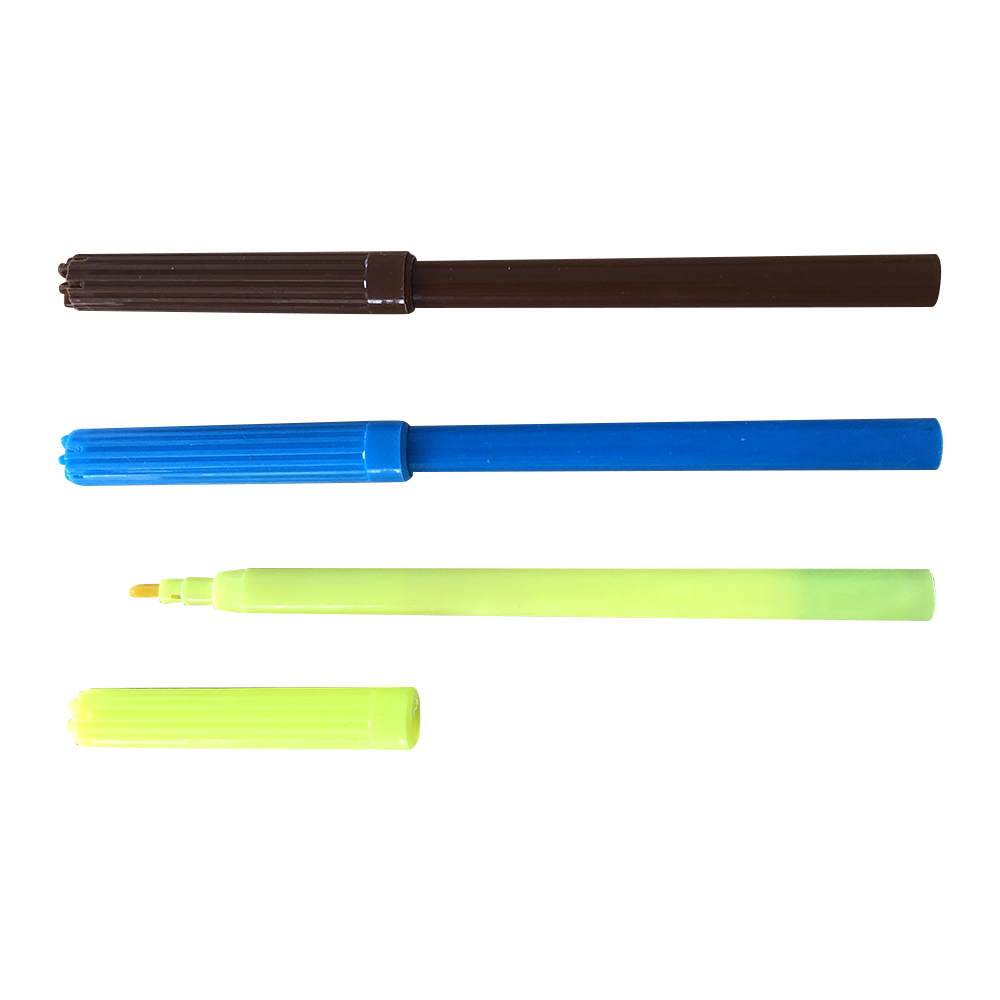 Manufacturers offer OEM custom 12 color children's watercolor pen
