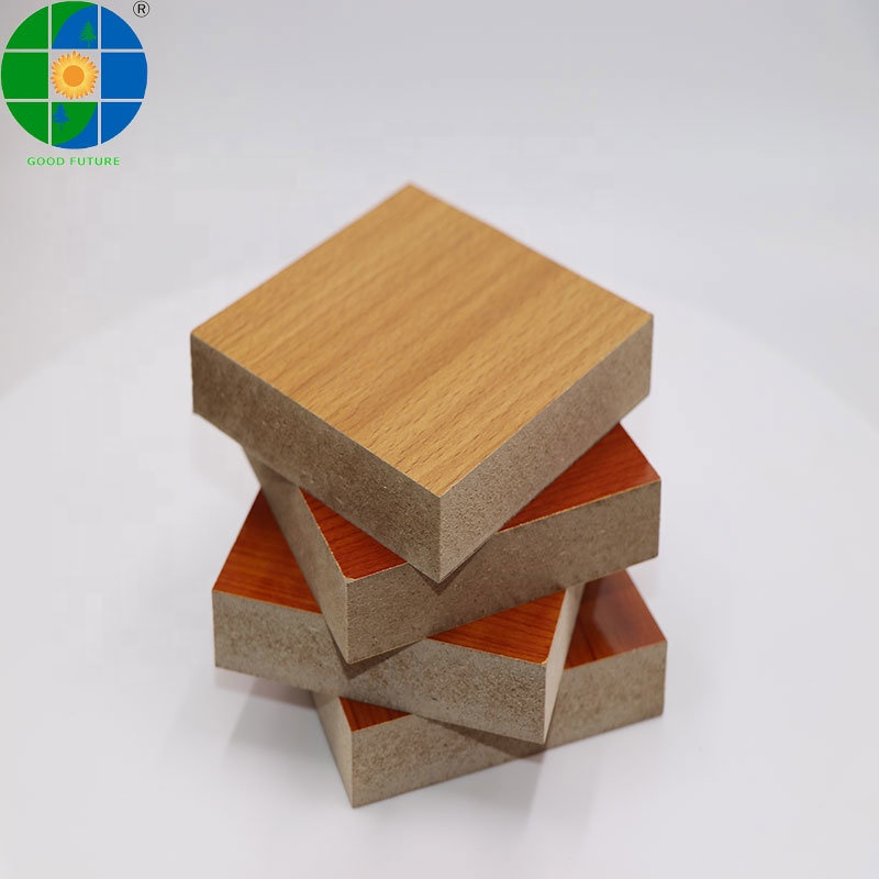 cheaper price good quality many colours 1220X2440mm laminated melamine <strong>MDF</strong> in furniture
