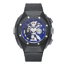 Switzerland Royal Rolexable Japan Miyota кварц holeing out многофункциональные спортивные водонепроницаемые повседневные мужские часы кварцевые часы(Китай)