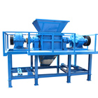1 Year Warranty 2 Shaft Shredder 2 Shaft Cable Wire Shredder Copper Wire Shredder