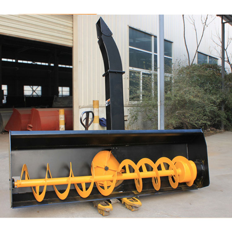 High Versatility And Good Compatibility Snow Blower