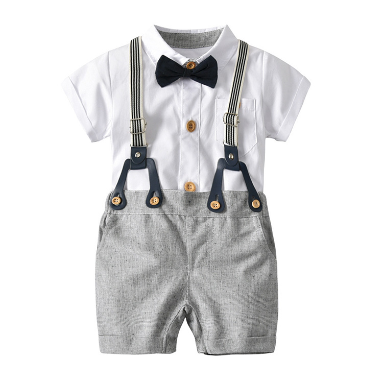 Wholesale 3 pcs baby boy summer clothes clothing cotton sets фото