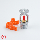 UL listed pendent fire sprinkler for water sprinkler system