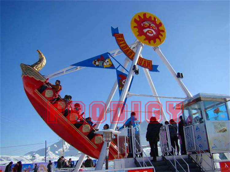 Top quality outdoor amusement  luxury pirate ship rides for kids
