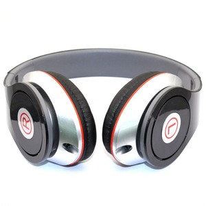 Handsfree White Black headphone For All phone Earphone With Mic And Volume Control