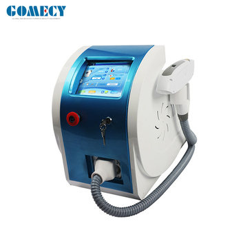 CE approved Nd Yag Q-switched Laser Tattoo Removal Machine/1064nm&532nm&1320nm Black doll