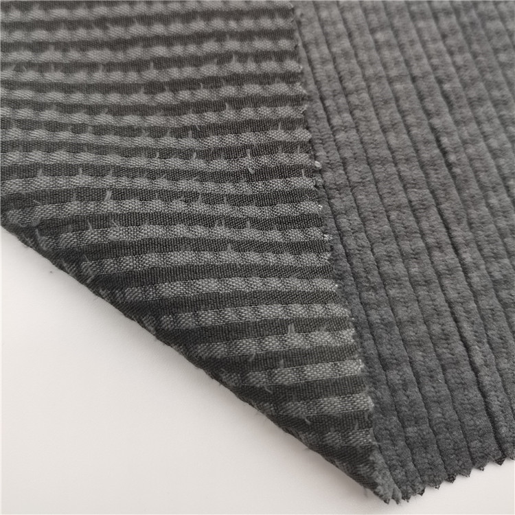 Factory newest coat fabric customized packing nylon twill fabric