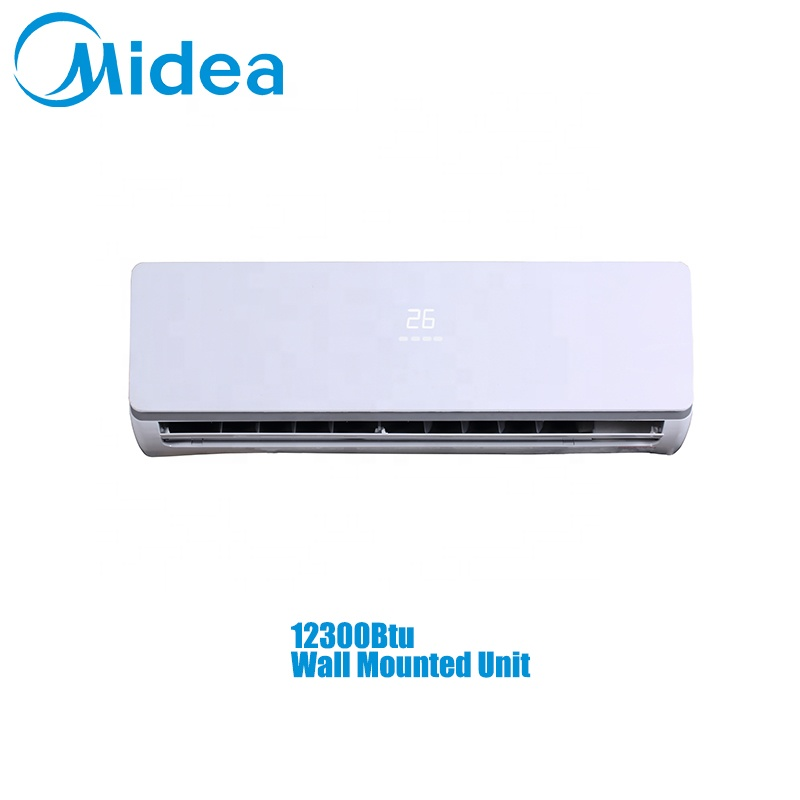 Midea VRF wall mounted indoor <strong>unit</strong> 1-phase 220-240V 50/60Hz 12300Btu/h wall mounted <strong>split</strong> type <strong>air</strong> <strong>conditioner</strong>