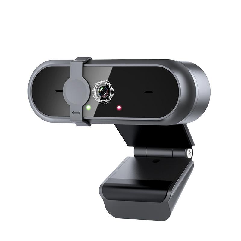 2K USB-Webcam mit automatischer Fokussierung und Datenschutz mikrofon