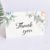 Assorted All Occasion Bulk Paper Folding Packs Greetng Cards Flower Design Printing Floral Thank You Greeting Cards