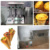 Chinese professional supplier stainless steel pizza cone making machine