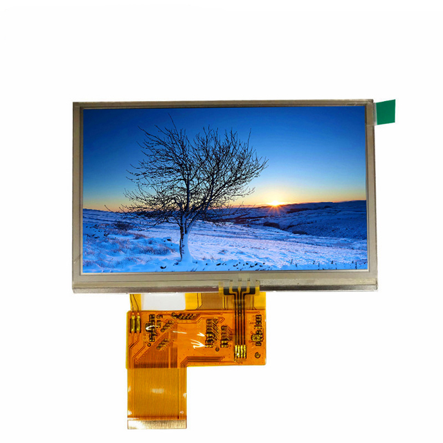 Shanghai 4.3 inch 3.5 inch lcd mould 480*272 TFT IPS lcd screen